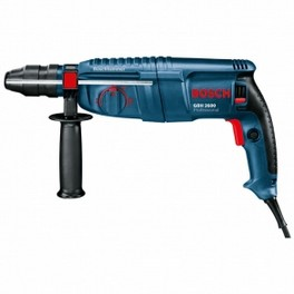 Перфоратор SDS- Plus BOSCH GBH 2600 DFR (720Вт, 2.7Дж, 3реж, SDS+, кейс) АКЦИЯ